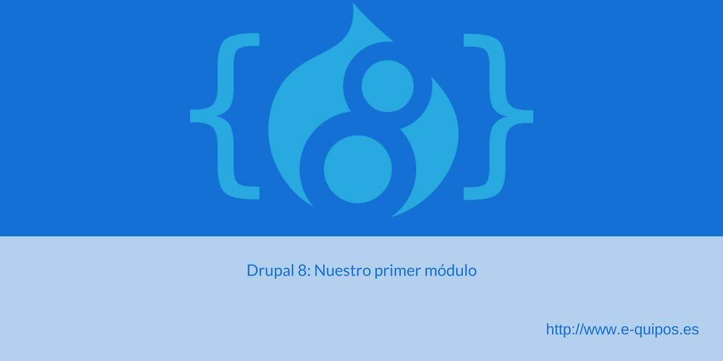 Cabecera - Drupal 8: Nuestro primer módulo