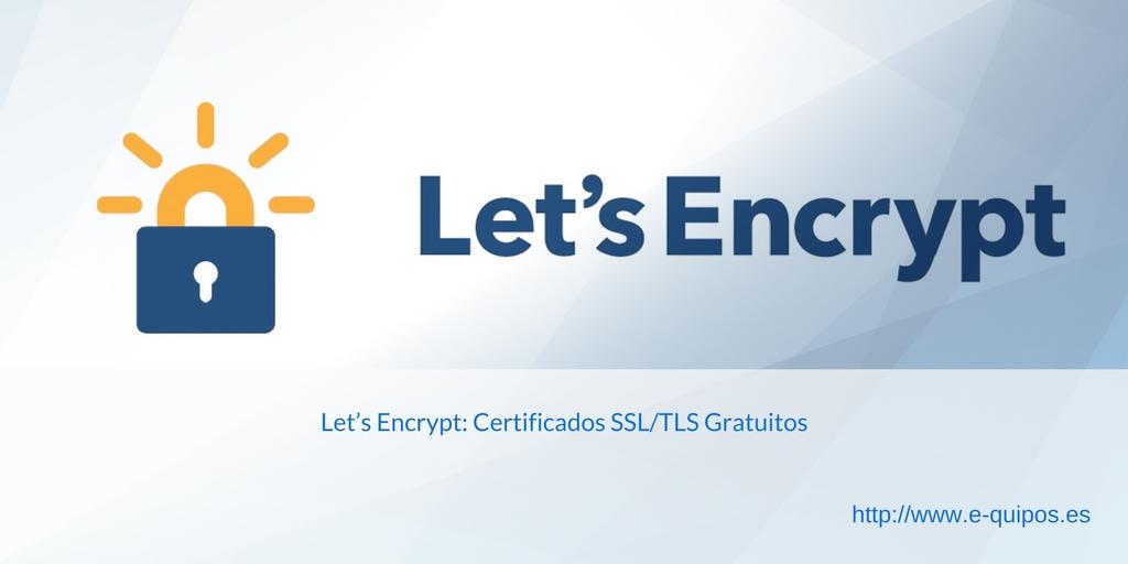Let's Encrypt: Certificados SSL/TLS Gratuitos
