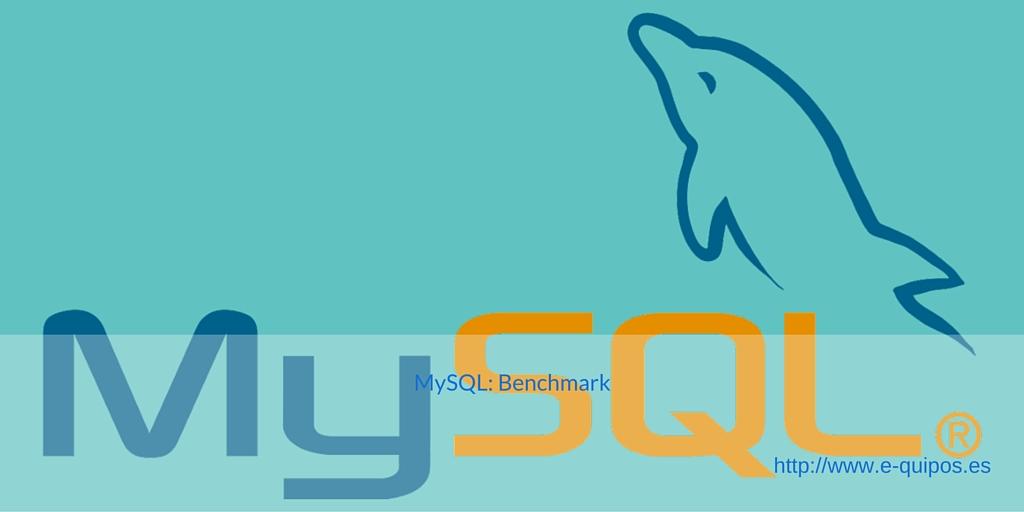 Imagen Mysql: Benchmark
