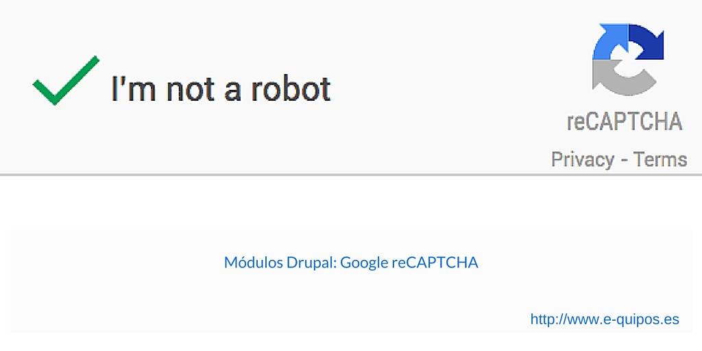 Portada - Google reCAPTCHA